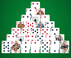 solitaire-pyramide